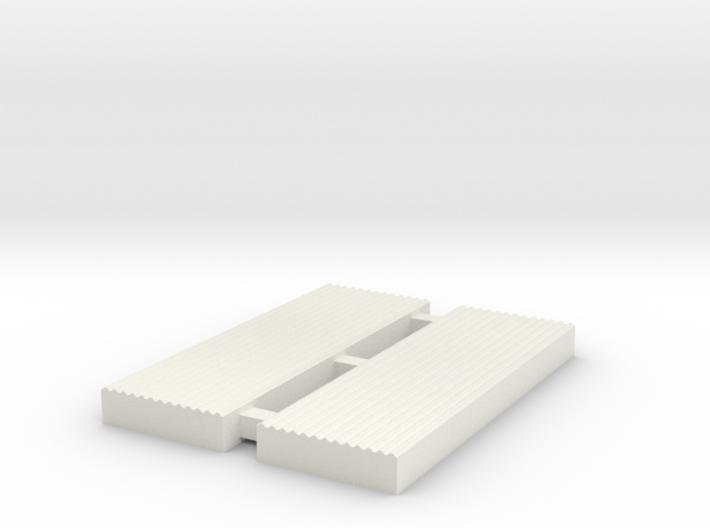 Corrugated Sheet Die - 1:160 - V3 3d printed