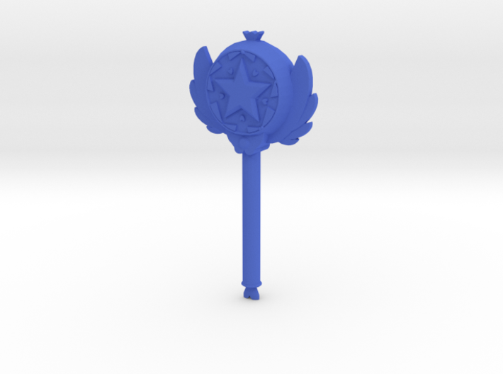 Royal Magical Star Wand Mini 3d printed