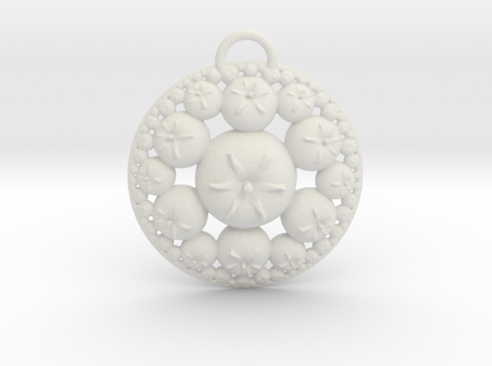 IF Hyperbolic Tomatoes 3d printed
