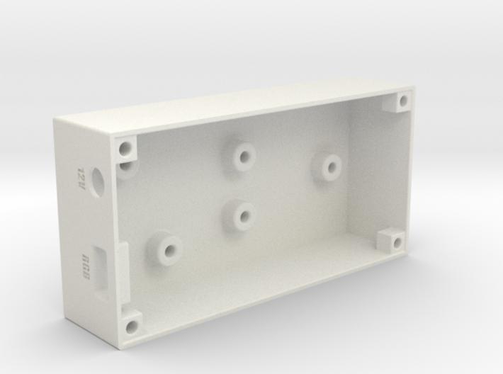 WLAN RGB Controller Case 3d printed