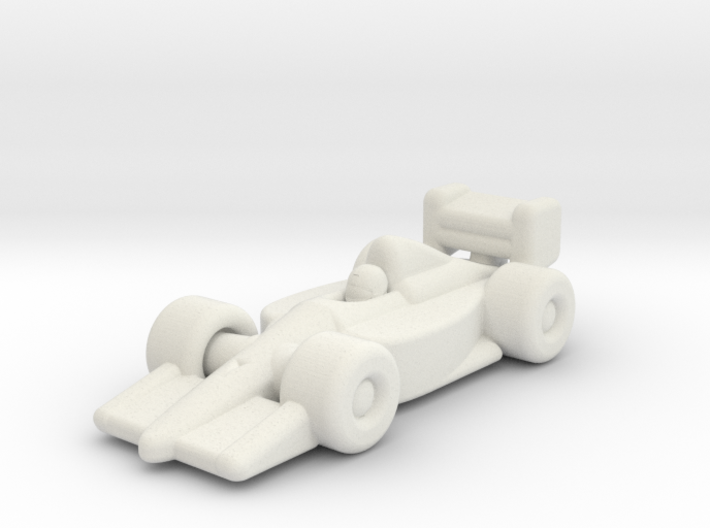 F1 Race Car 3d printed