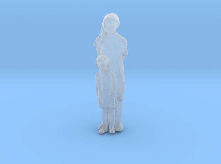 Printle C Couple 026 - 1/72 - wob 3d printed