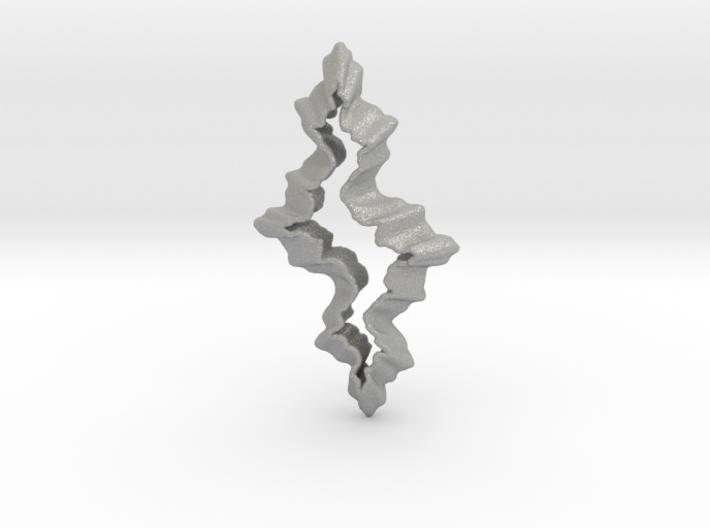 Ruckerbulb Cutout 3d printed