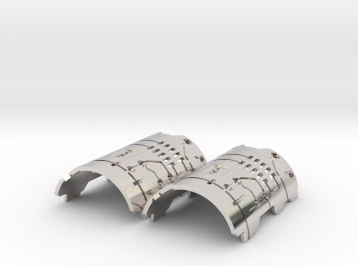 Graflex Mentor - Var1 Part07 - Plates - Style1 3d printed