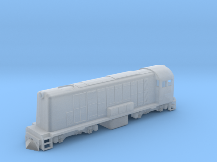 TGR Y Class HO 3d printed