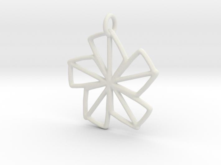 Dainty Flower - 30mm 3d printed