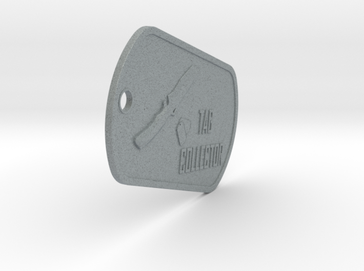 BF4 Tag Collector 3d printed