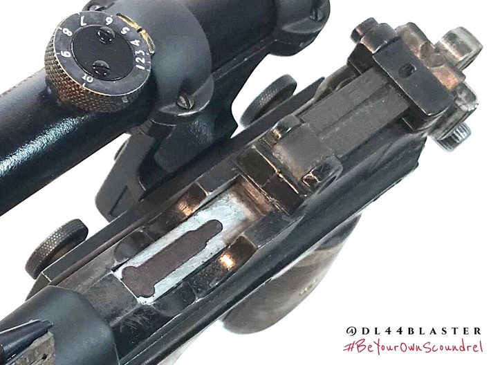 MGC/ c96 EXTRACTION MARKING 3d printed