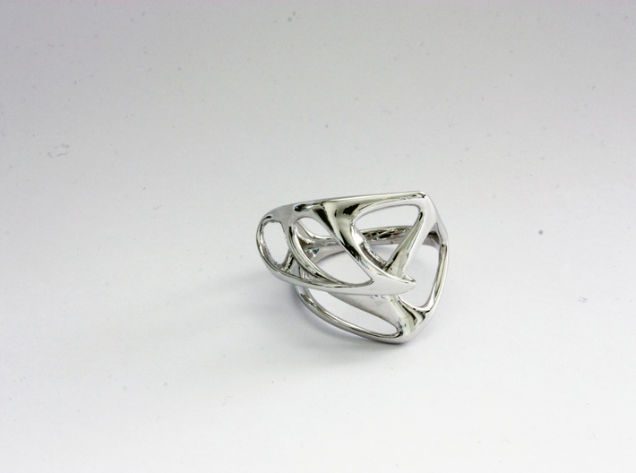 Calliope ring 3d printed