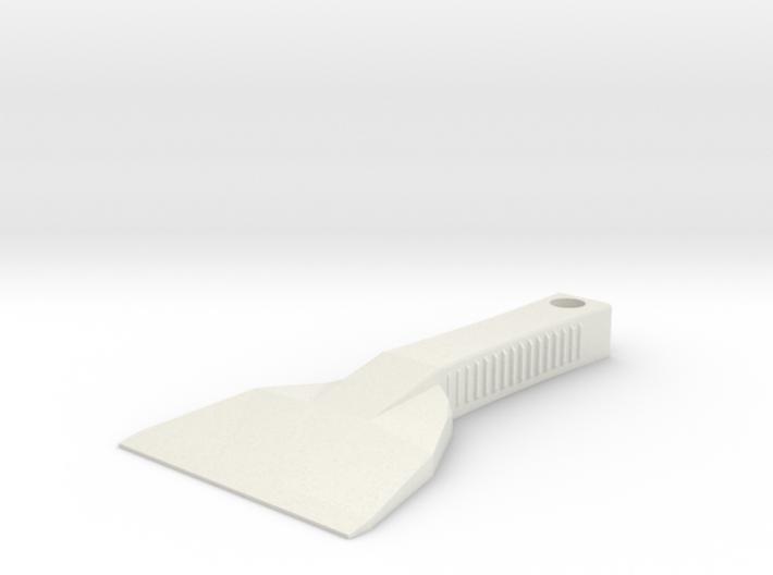Ultra Durable Ice Scraper 3d printed