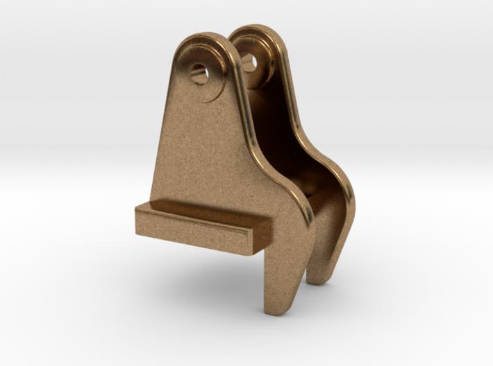 Schubrahmen-Aufnahme Neigungszylinder für PB Park 3d printed