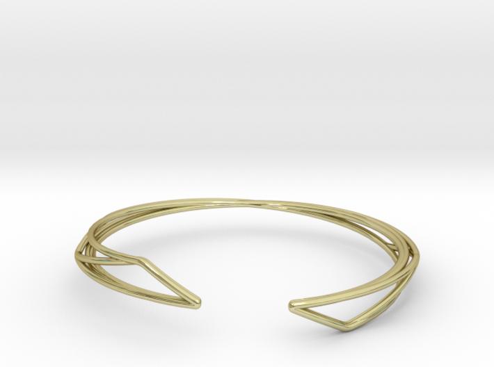 A-LINE Enmotion, Bracelet 3d printed
