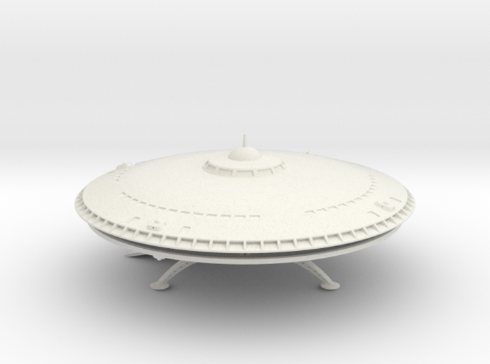 Advancded Auto Saucer - 1 Asmb 3d printed