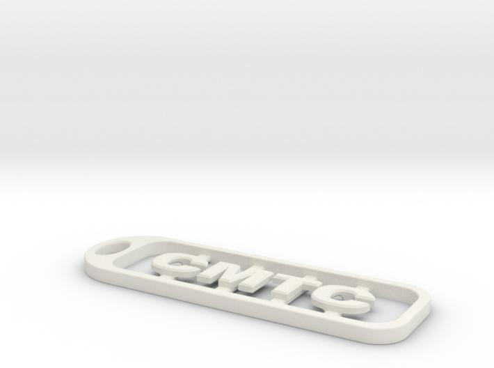CMTC Key Chain 3d printed