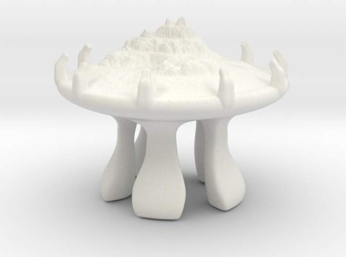 The Creationists biodome (1) 3d printed