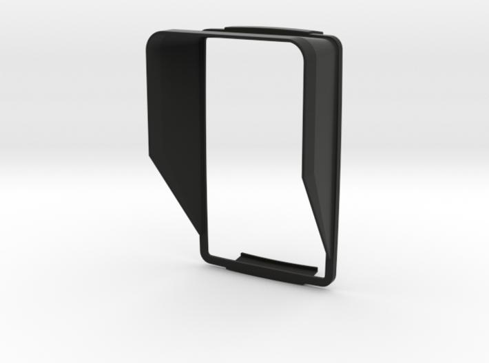 Sunshade (Clip-On) for BMW Navigator 6, Portrait 3d printed