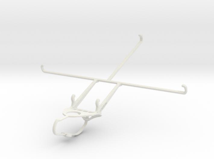 Controller mount for Nimbus & Apple iPad 3 Wi-Fi + 3d printed