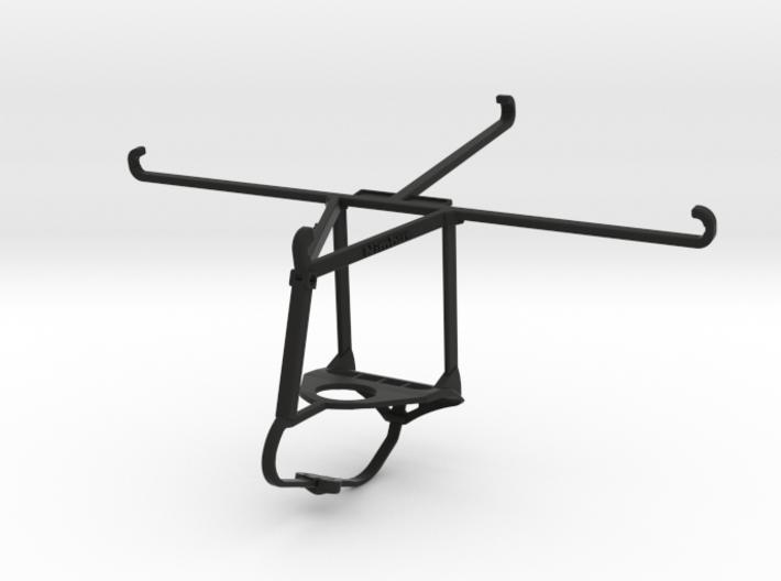 Steelseries Nimbus & Apple iPad mini 4 - Over the  3d printed