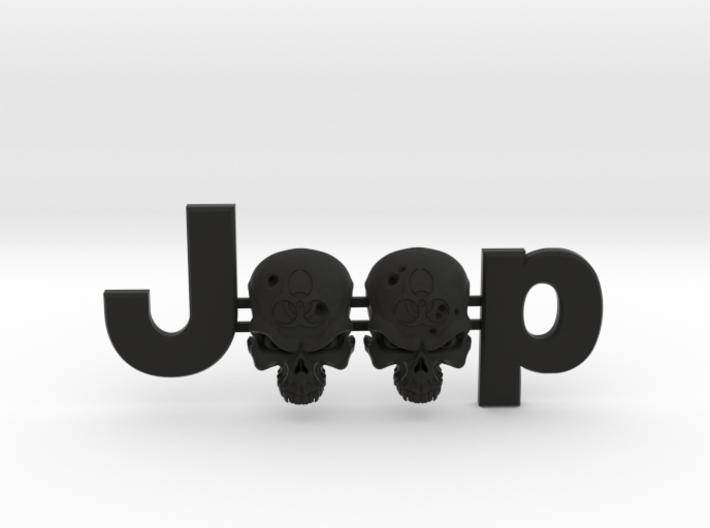 #CuzitsCustom Zombie Skulls (SM-OEM) 3d printed