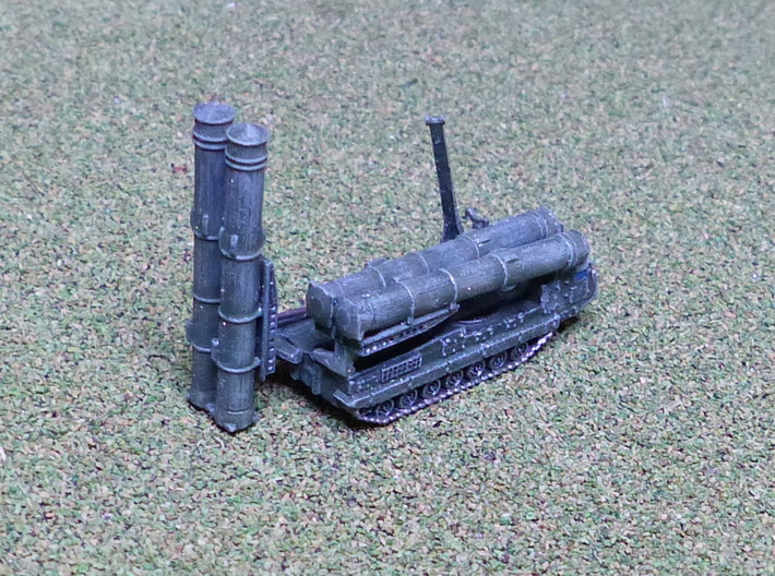 SA-12 / SA-23 9A85 SAM Transporter TEL 1/144 3d printed ^1/285 Model