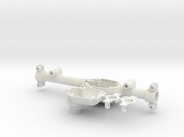 CC01 REAR AXLE HOUSING FOR TAMIYA WRANGLER 3d printed
