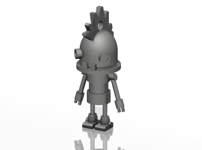 Punkbot 3d printed