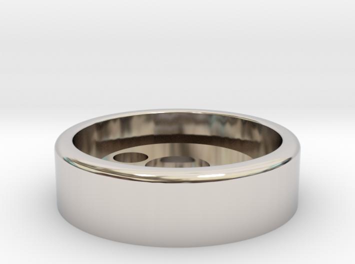 Mast. Repl. Anakin ROTS - Eye Base 3d printed
