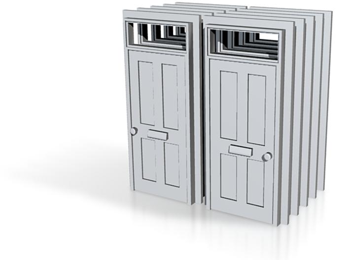 Door Type 15 ( 900mm X 1980 LH And RH) - 4mm X 10 3d printed