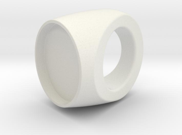 Custom Ring 76 US 9 3d printed