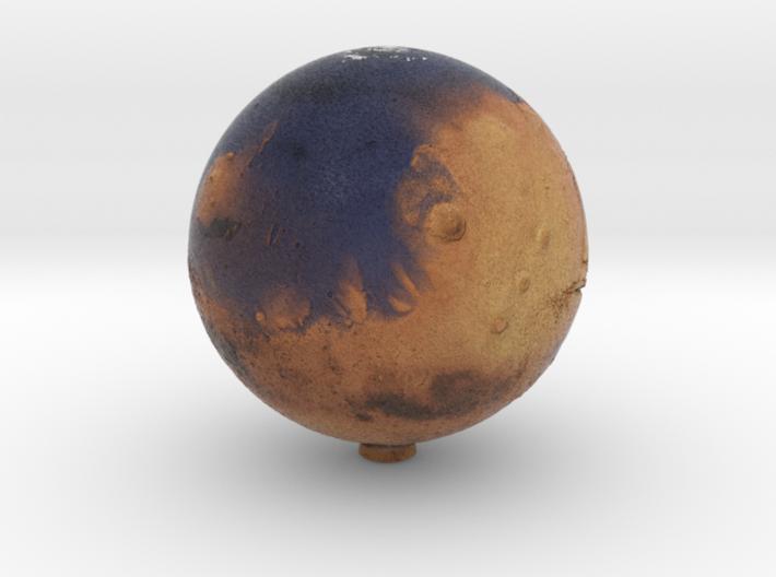 Oceanic Mars 3d printed