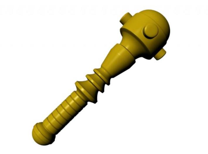 Man-At-Arms' mace scaled for Lego 3d printed