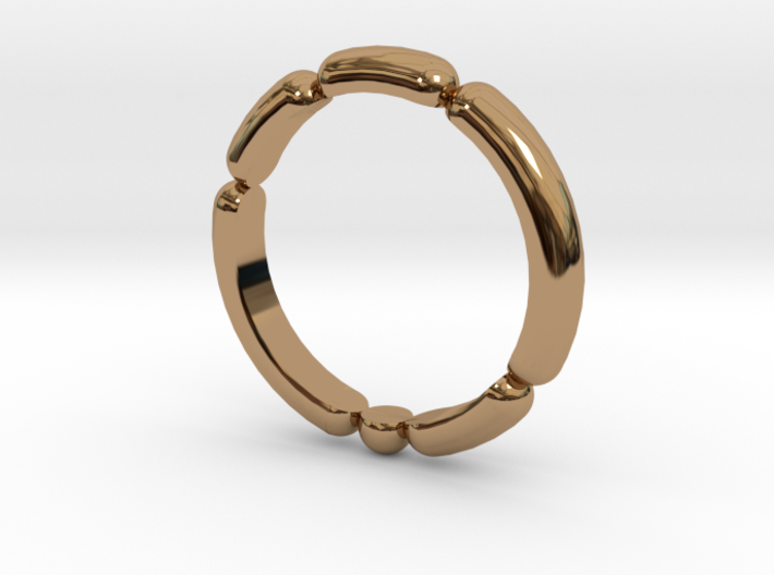 Balloon Ring 3d printed