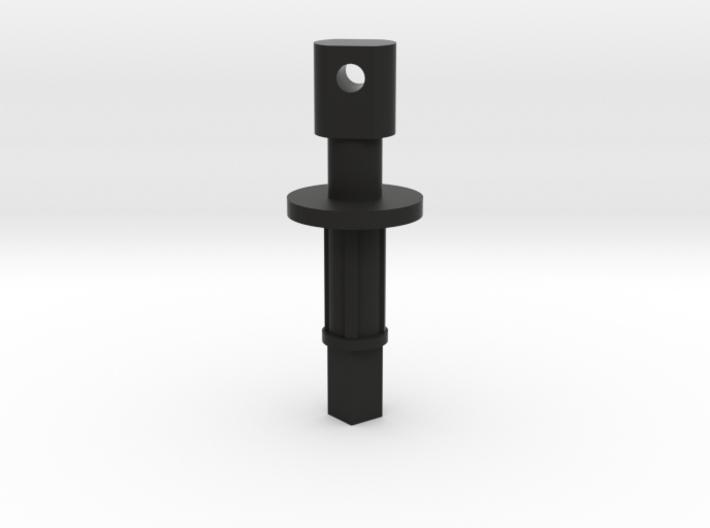 Warthog 5 way switch shaft 3d printed