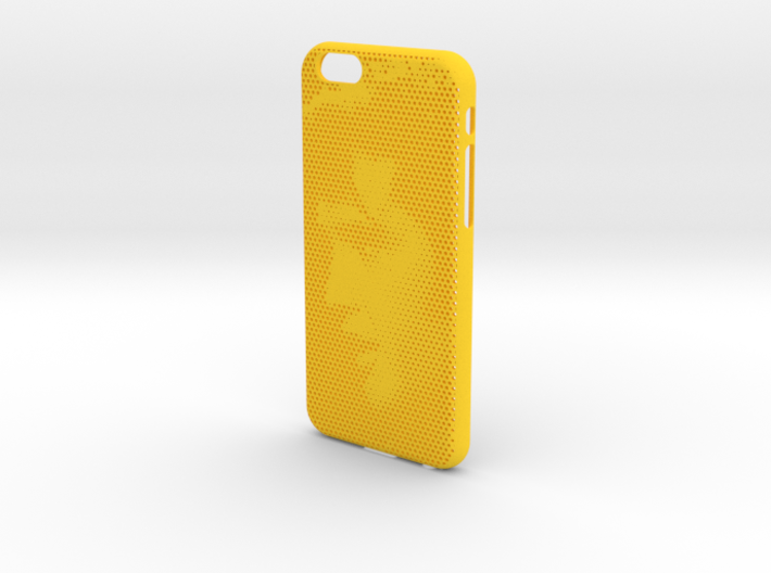 iPhone 6S case_Elvis Presley No.2 3d printed