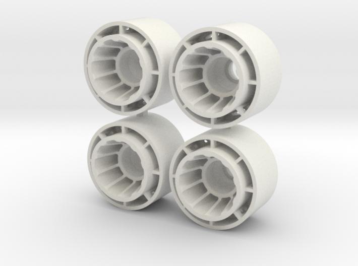 MINI Z F1-REAR +2.0 3d printed