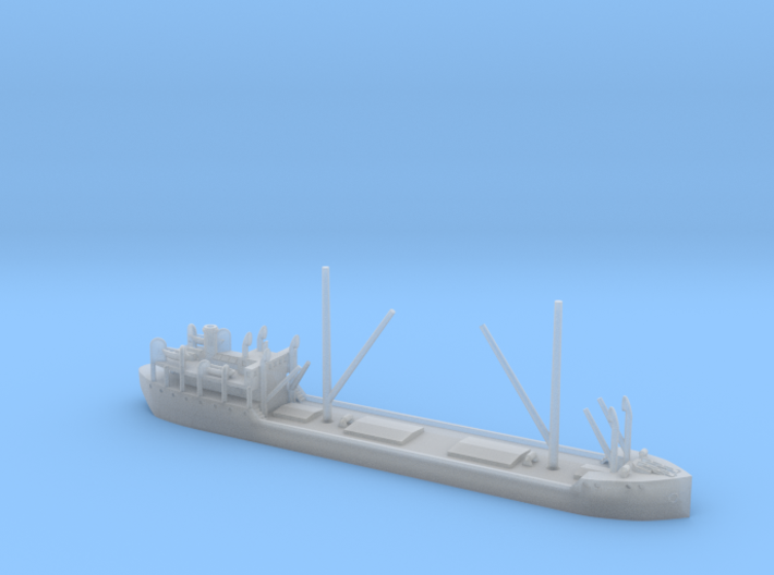 1/700th scale soviet cargo ship Pioneer 3d printed