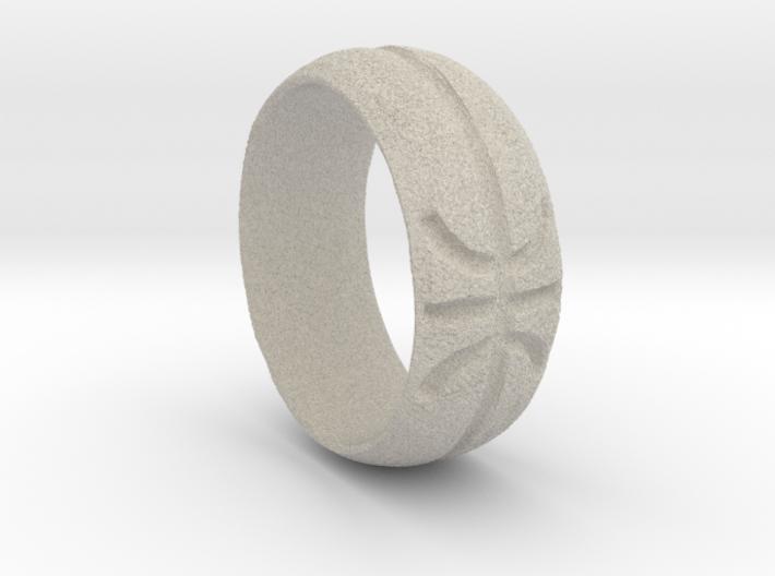 Basketball Ring 3d printed