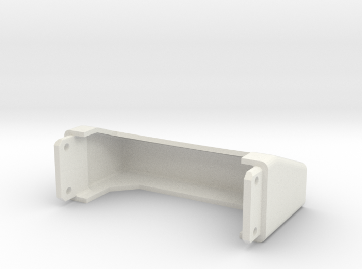 Tamiya Semi Truck Tapered Frame End - Type C 3d printed