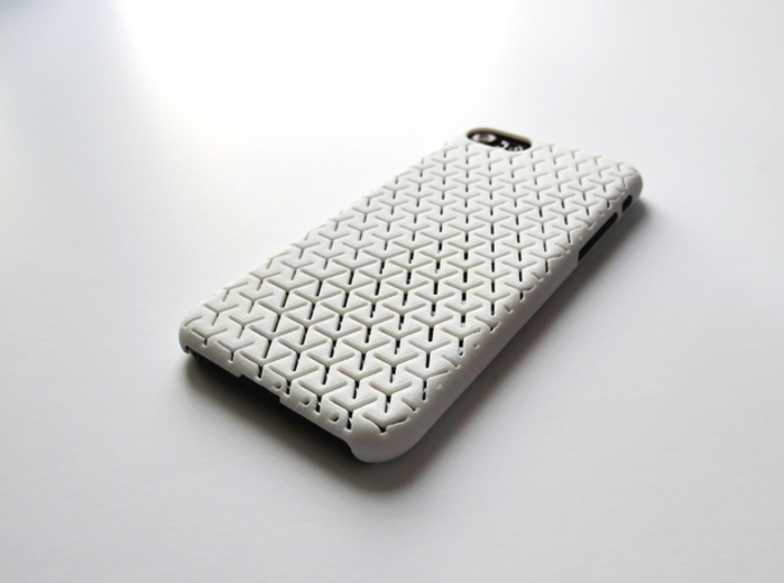 iPhone 7 & 8 Case_Geometric 3d printed