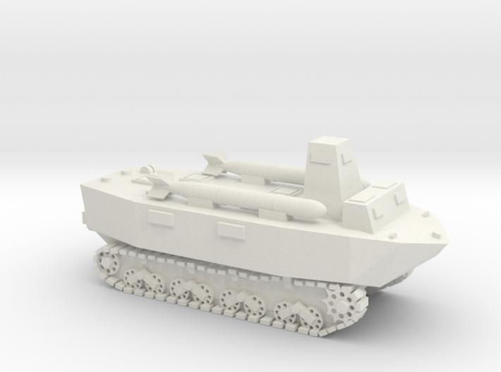 Japanese WWII Ka-Tsu tank 1/72 3d printed