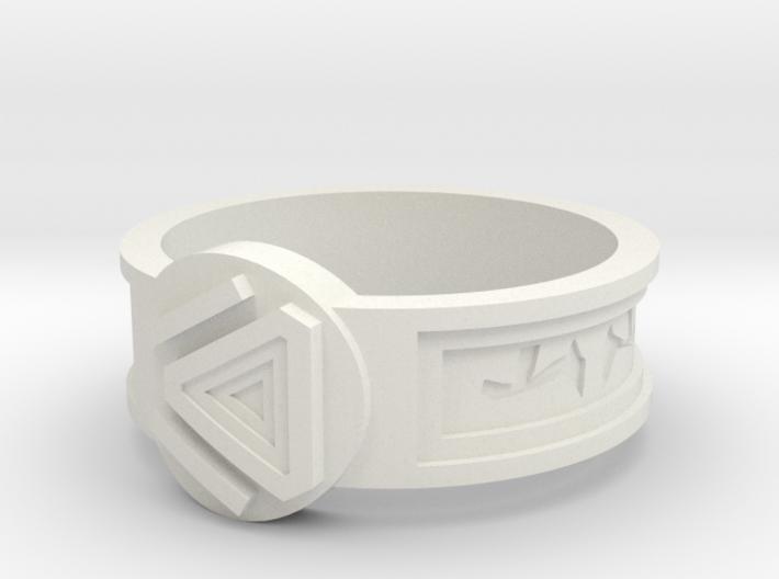 Ring of Kinship 13.5 3d printed