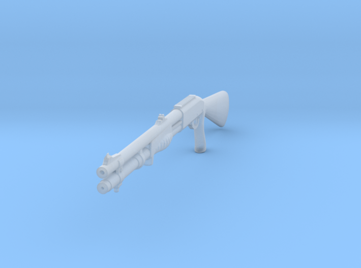 1/35th 870 no shell holder 3d printed