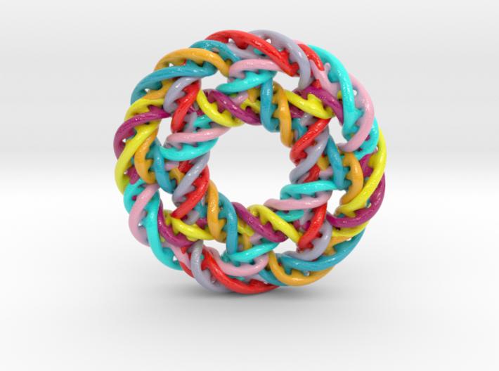 circular 2 3d printed
