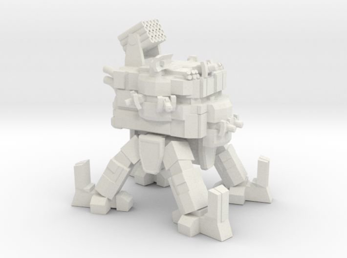 ICE Mech Anti-Inf 3d printed