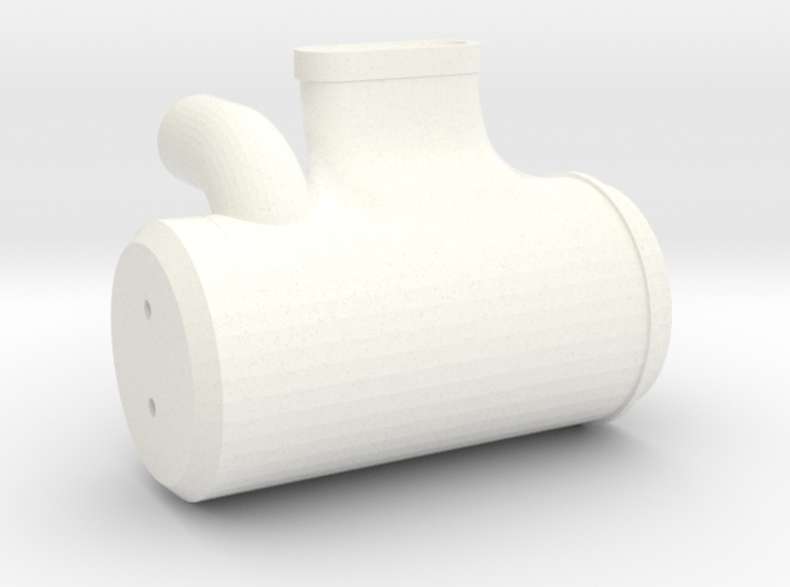 Air box compatible mb sk 1/14 part 1/3 3d printed