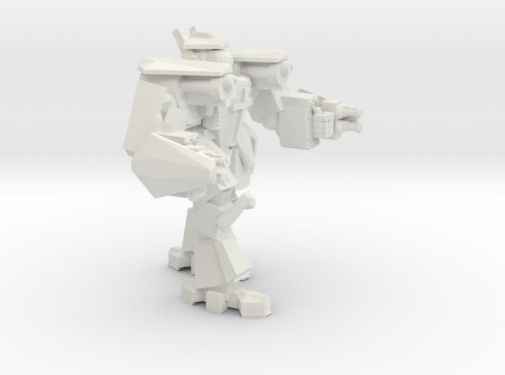 Iron Gut Standard Gunner 3d printed