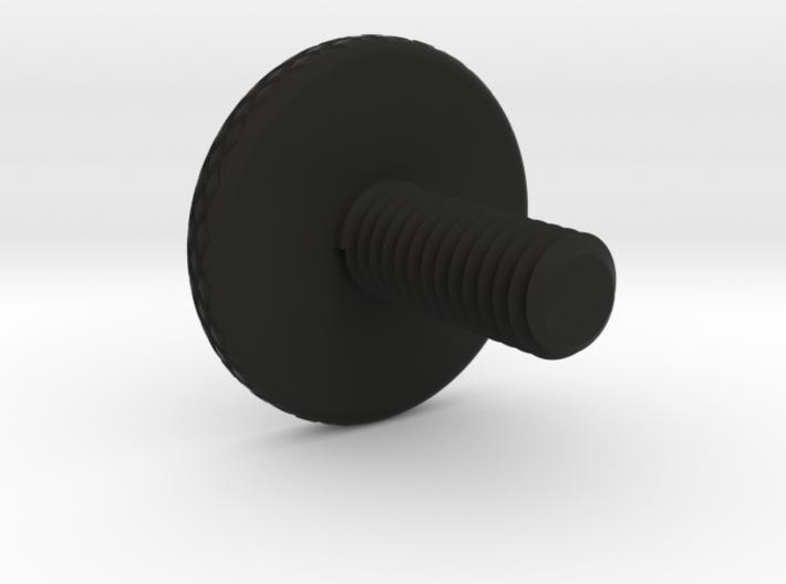 [Airsoft] KSC / KWA MK23 Rail Screw (Thin) 3d printed