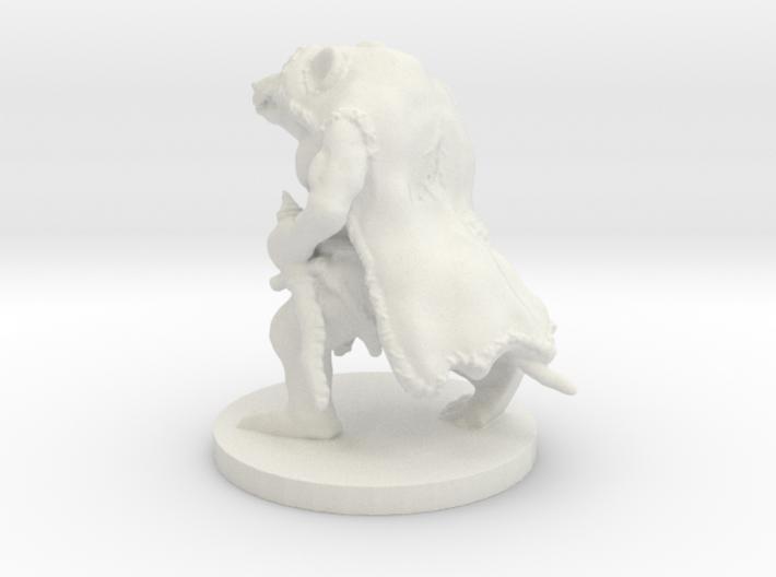 Ratssassin The Rat Assassin Revised 3d printed