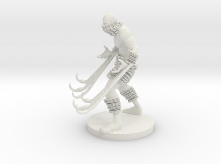 Chain Devil 3d printed