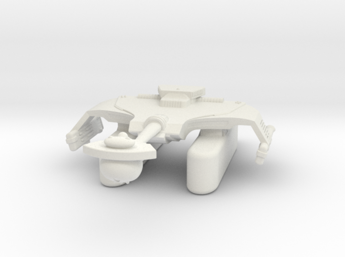 3788 Scale Klingon T7B Fleet Tug WEM 3d printed